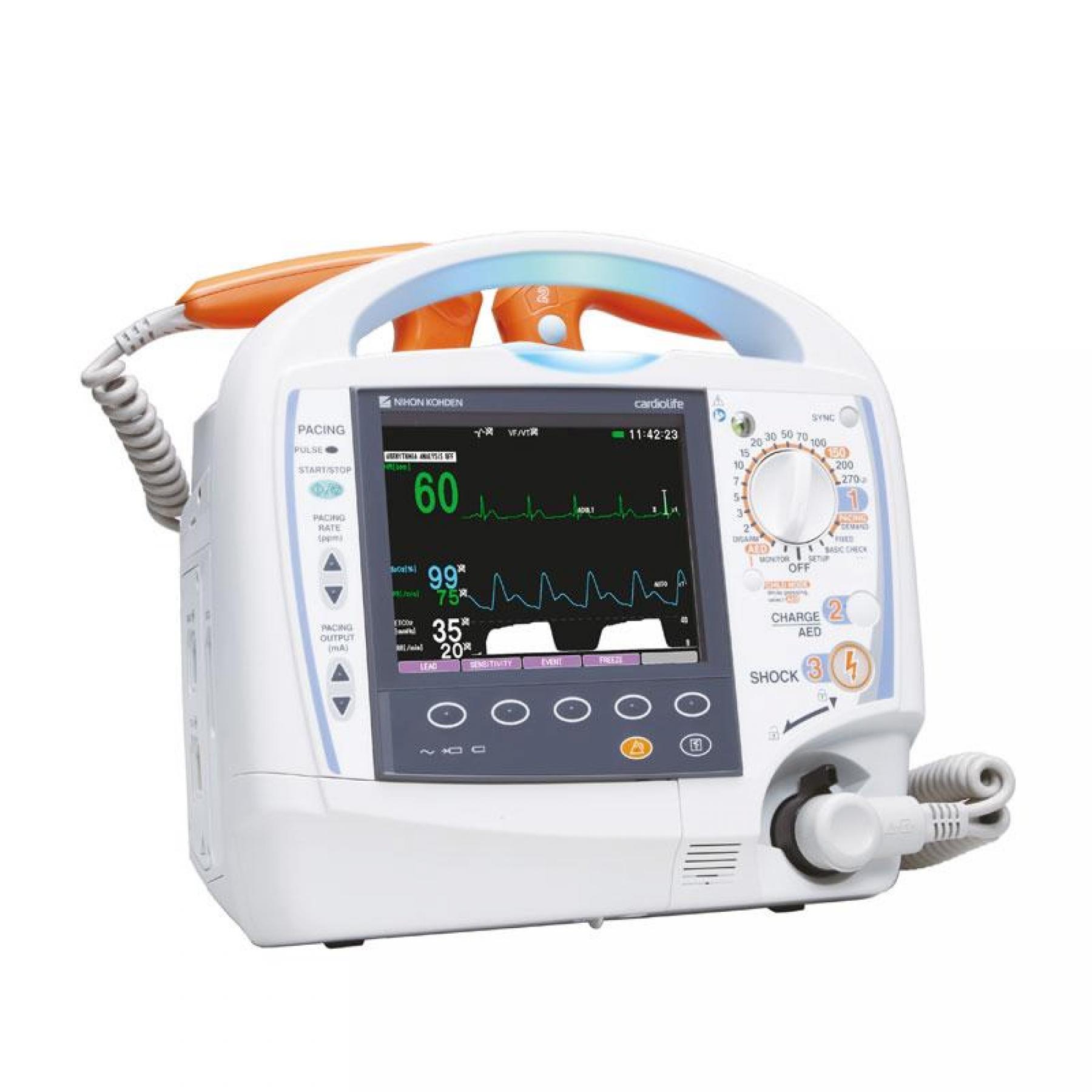 Nihon Kohden-Cardiolife TEC-5600